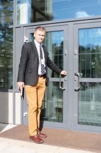 OP-Pohjolan omistama liikehuoneisto Oskarinaukion laidalla on edelleen ilman vuokralaista. Kiinteistöjohtaja Vesa Rantasen mukaan tilasta on tullut muutamia kyselyjä.
