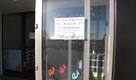 Kaarinalaisen makeisvalmistajan tuotteet poistuvat markkinoilta. Kuva: Teija Uurinmäki