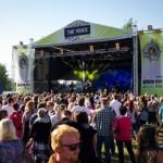 Saaristo Open avaa Varsinais-Suomessa festivaalikesän. Arkistokuva 2014.