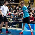 Jesse Lehtimäki ja Valtteri Nieminen toivat seuralle sen historian ensimmäisen aikuisten SM-mitalin.