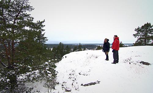 Kipervuori Piikkiössä. Kuva: Juha Paju, TS.