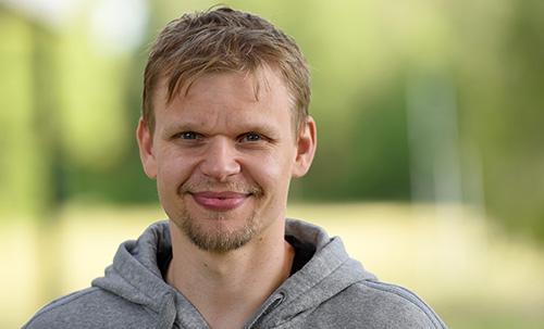 Teemu Rannikko. Kuva: Pekka Tenhonen.